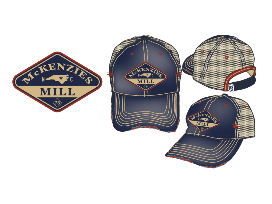 McKenzies Mill Hat
